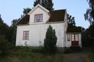 Ursprungsutseende. Hus byggt 1931.